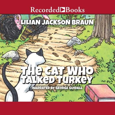 The Cat Who Talked Turkey by Lilian Jackson Braun audiobook