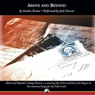 Above and Beyond by Sandra Brown audiobook