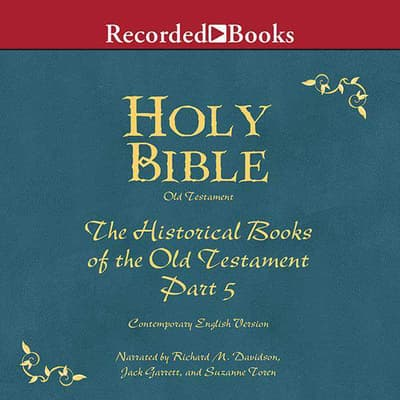 Holy Bible Historical Books-Part 5 Volume 10 by Various  audiobook