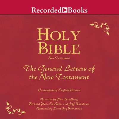 Holy Bible General Letters Volume 29 by Various  audiobook