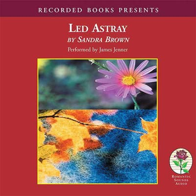 Led Astray by Sandra Brown audiobook