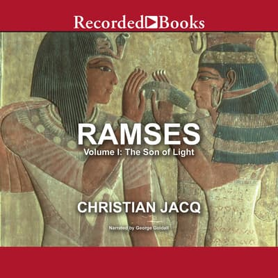 Ramses by Christian Jacq audiobook