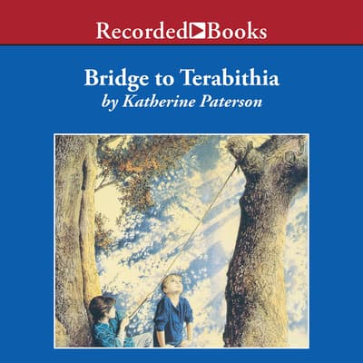 Bridge to Terabithia by Katherine Paterson audiobook