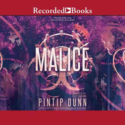 Malice by Pintip Dunn audiobook