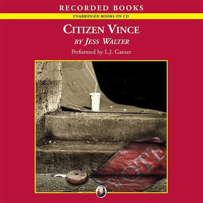 Citizen Vince by Jess Walter audiobook