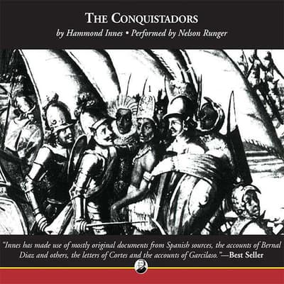 The Conquistadors by Hammond Innes audiobook