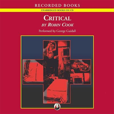 Critical by Robin Cook audiobook