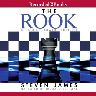 The Rook by Steven James audiobook