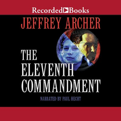 The Eleventh Commandment by Jeffrey Archer audiobook