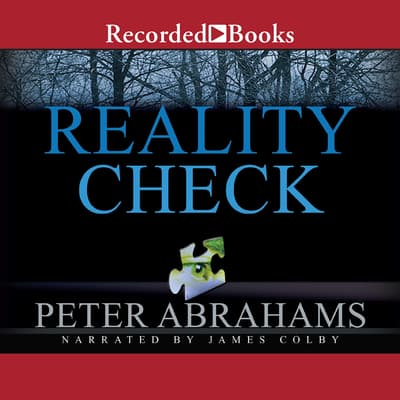 Reality Check by Peter Abrahams audiobook