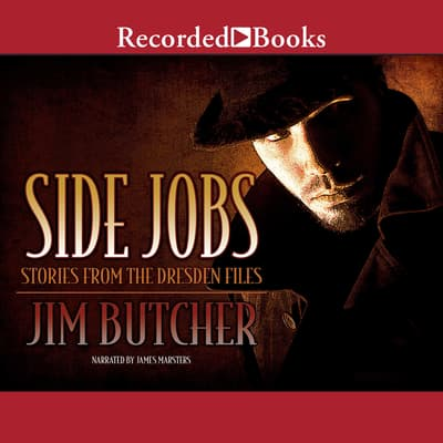 Side Jobs by Jim Butcher audiobook