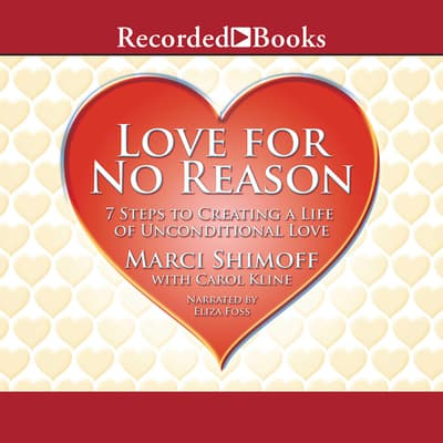 Love for No Reason by Marci Shimoff audiobook