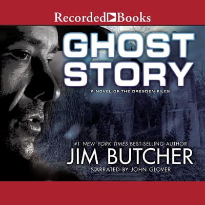 Ghost Story by Jim Butcher audiobook