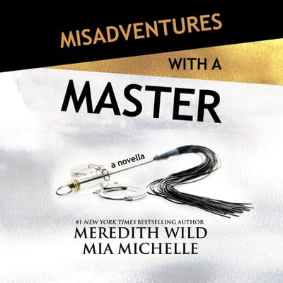 Misadventures with a Master by Meredith Wild audiobook