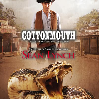 Cottonmouth by Sean Lynch audiobook