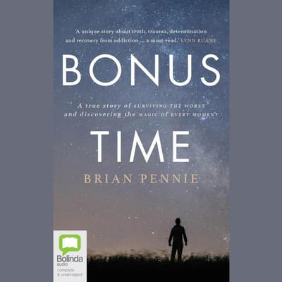 Bonus Time by Brian Pennie audiobook