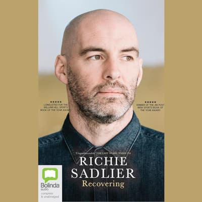 Recovering by Richie Sadlier audiobook