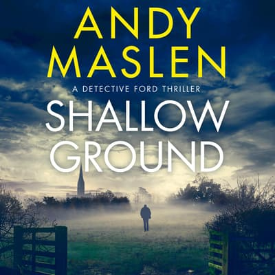 Shallow Ground by Andy Maslen audiobook