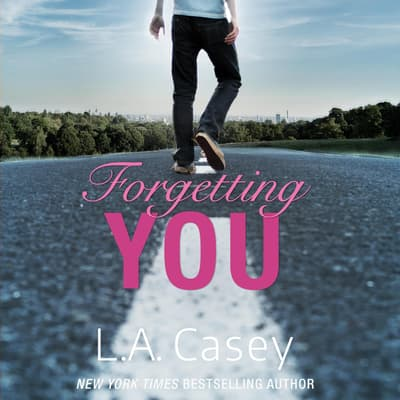 Forgetting You by L. A. Casey audiobook