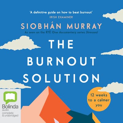 The Burnout Solution by Siobhán Murray audiobook