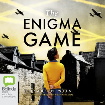 The Enigma Game by Elizabeth Wein audiobook