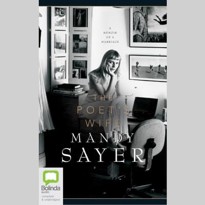 The Poet's Wife by Mandy Sayer audiobook