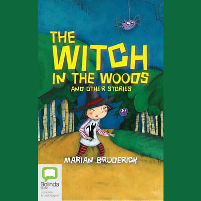The Witch in the Woods and other Stories by Marian Broderick audiobook