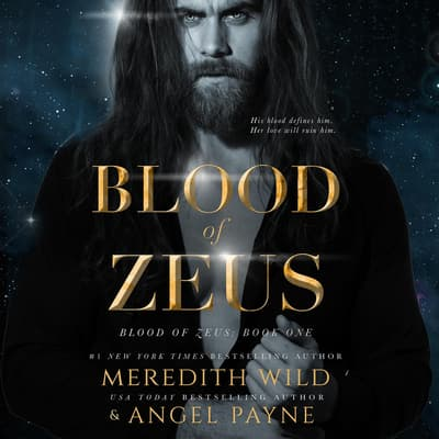 Blood of Zeus by Meredith Wild audiobook