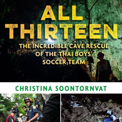 All Thirteen by Christina Soontornvat audiobook