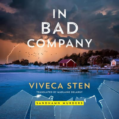In Bad Company by Viveca Sten audiobook