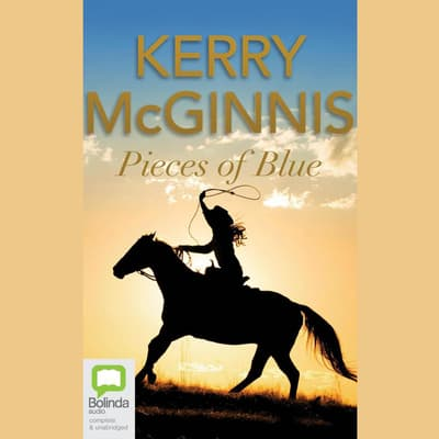 Pieces of Blue by Kerry McGinnis audiobook