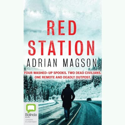 Red Station by Adrian Magson audiobook
