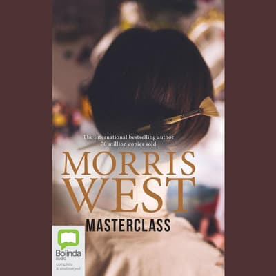 Masterclass by Morris West audiobook