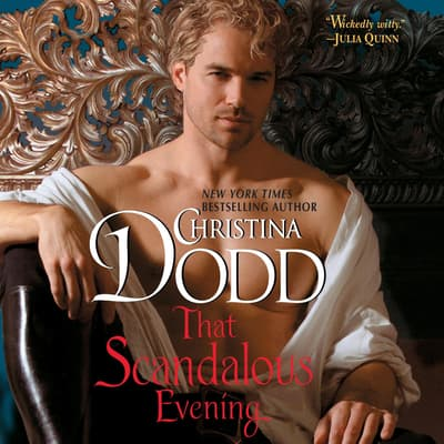 That Scandalous Evening by Christina Dodd audiobook