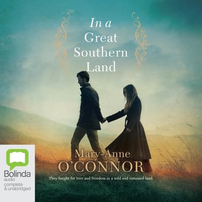 In a Great Southern Land by Mary-Anne O'Connor audiobook