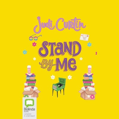 Stand By Me by Judi Curtin audiobook