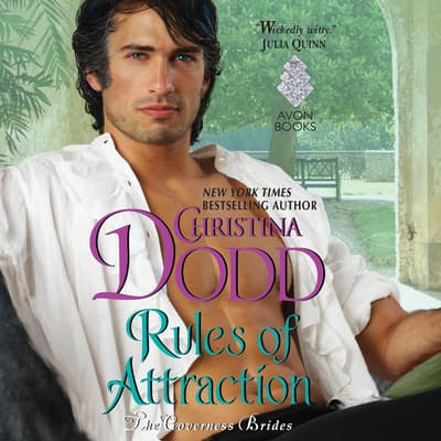 Rules of Attraction by Christina Dodd audiobook