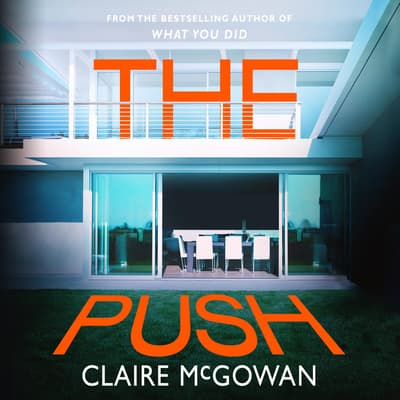The Push by Claire McGowan audiobook