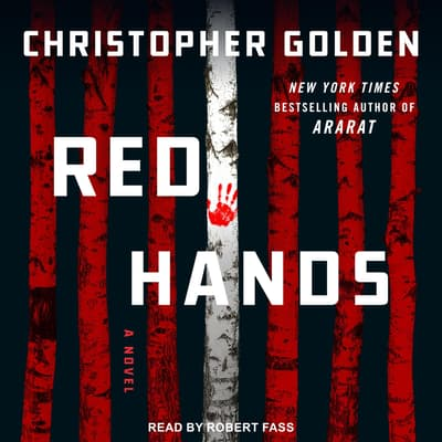 Red Hands by Christopher Golden audiobook