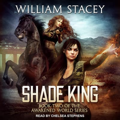 Shade King by William Stacey audiobook