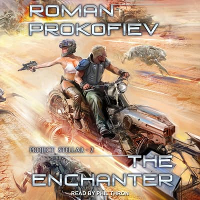 The Enchanter by Roman Prokofiev audiobook