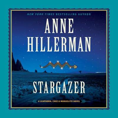 Stargazer by Anne Hillerman audiobook