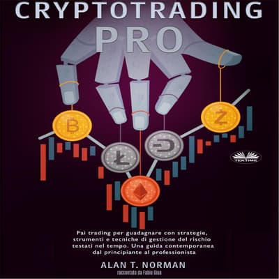 Cryptotrading Pro by Alan T. Norman audiobook