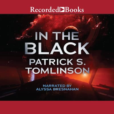In the Black by Patrick S. Tomlinson audiobook