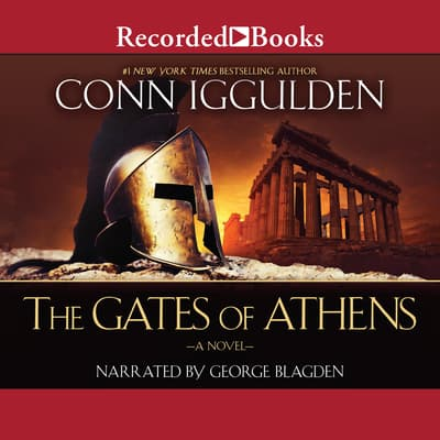 The Gates of Athens by Conn Iggulden audiobook