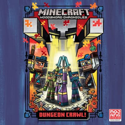 Dungeon Crawl! (Minecraft Woodsword Chronicles #5) by Nick Eliopulos audiobook