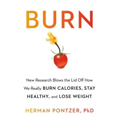 Burn by Herman Pontzer audiobook