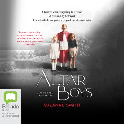 The Altar Boys by Suzanne Smith audiobook