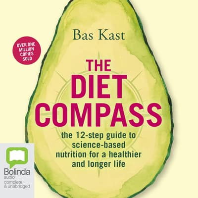 The Diet Compass by Bas Kast audiobook