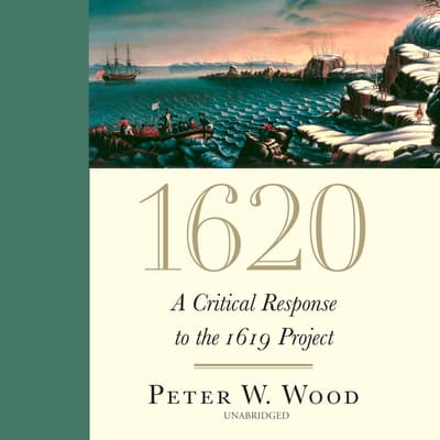 1620 by Peter W. Wood audiobook